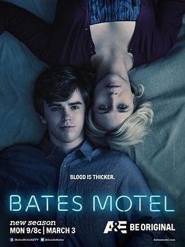 贝茨旅馆 第二季的海报