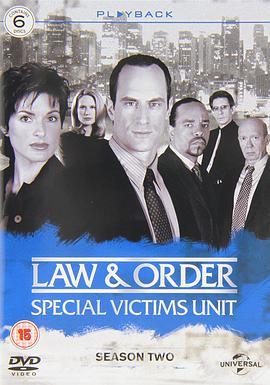 法律与秩序:特殊受害者 第二季的海报