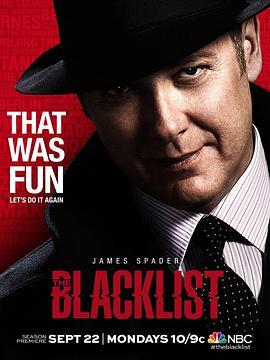 罪恶黑名单 第二季的海报