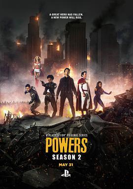 异能 第二季的海报