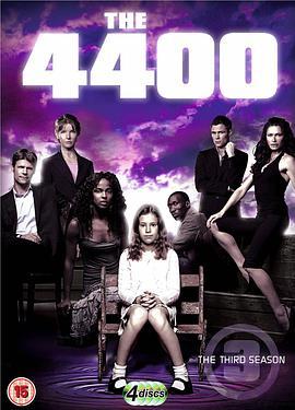 4400 第三季的海报
