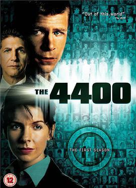 4400 第一季的海报