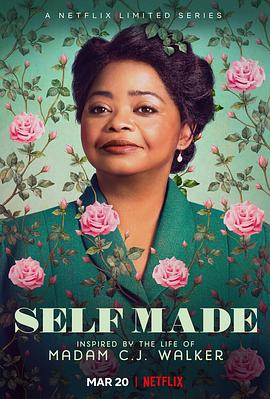 白手起家:沃克夫人的致富传奇的海报