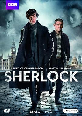 神探夏洛克 第二季的海报