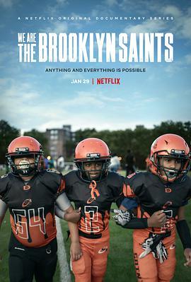 这就是我们:布鲁克林圣徒队的海报