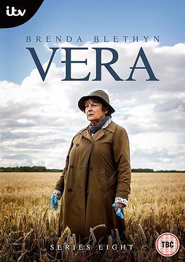 探长薇拉 第八季的海报