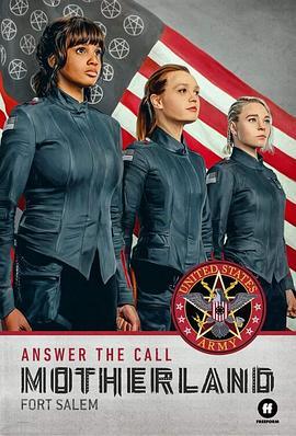 女巫前线:塞勒姆要塞 第一季的海报