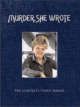 女作家与谋杀案 第三季的海报