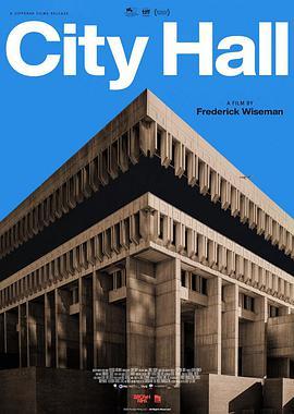 波士顿市政厅的海报