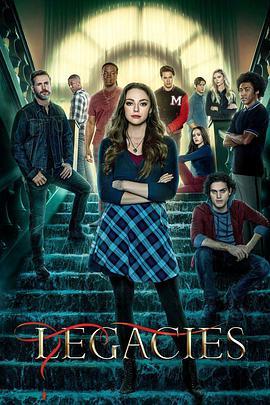 吸血鬼后裔 第三季的海报