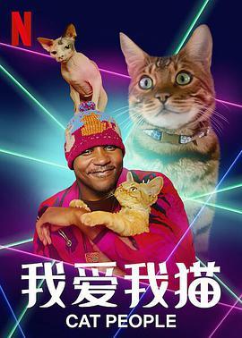 我爱我猫的海报