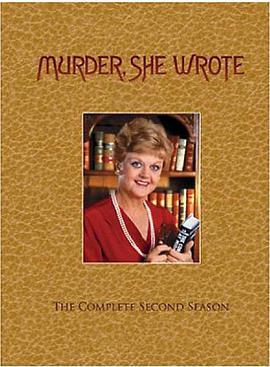 女作家与谋杀案 第二季的海报