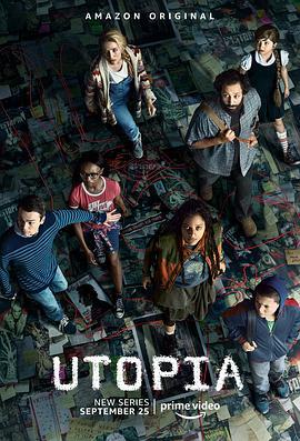 乌托邦(美版)的海报