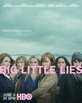 大小谎言 第二季的海报