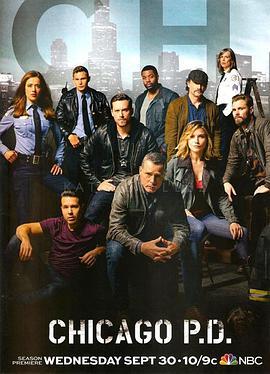 芝加哥警署 第三季的海报