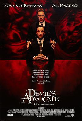 魔鬼代言人的海报
