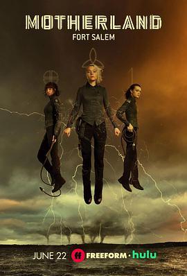 女巫前线:塞勒姆要塞 第二季的海报