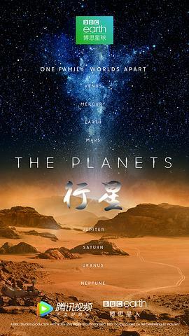 行星的海报