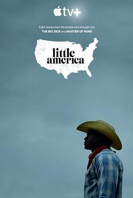 小美国的海报