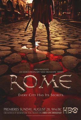 罗马 第一季的海报