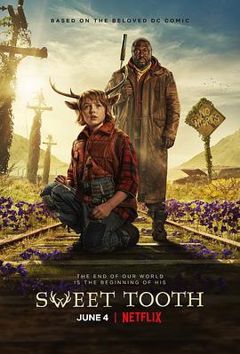 鹿角男孩的海报