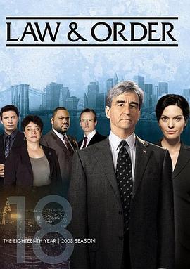 法律与秩序 第十八季的海报