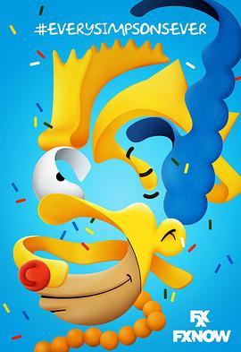 辛普森一家 第二十九季的海报