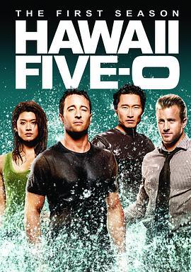 夏威夷特勤组 第一季的海报
