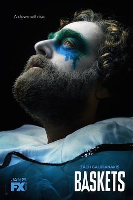 小丑梦摇篮 第一季的海报