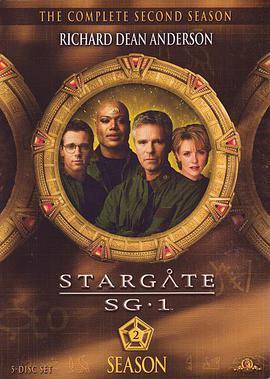 星际之门 SG-1  第二季的海报