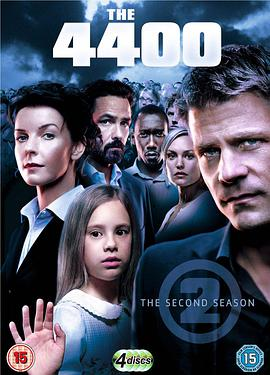 4400 第二季的海报
