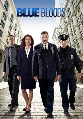 警察世家 第五季的海报