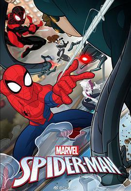 蜘蛛侠 第二季的海报