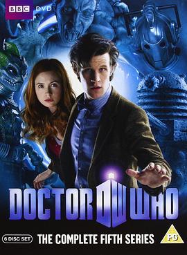 神秘博士 第五季的海报