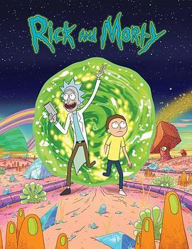 瑞克和莫蒂 第二季的海报