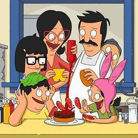 开心汉堡店 第十季的海报