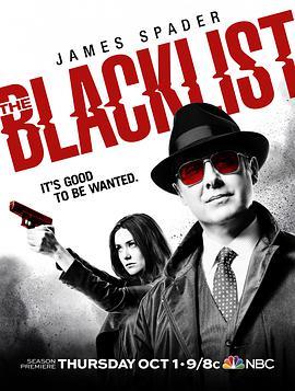 罪恶黑名单 第三季的海报