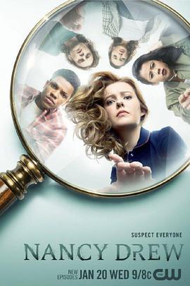 神探南茜 第二季的海报