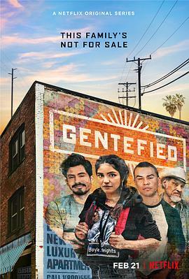 Gentefied:上游梦的海报