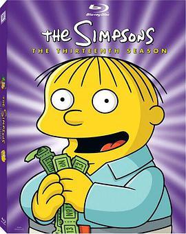 辛普森一家 第十三季的海报