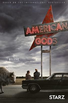 美国众神 第一季的海报