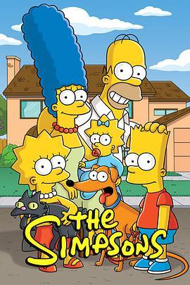 辛普森一家 第三十二季的海报