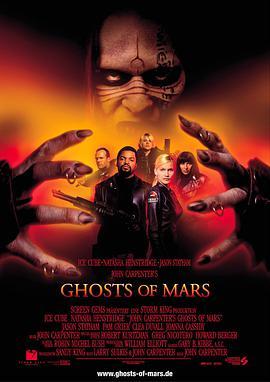 火星幽灵的海报