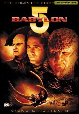 巴比伦5号 第三季的海报