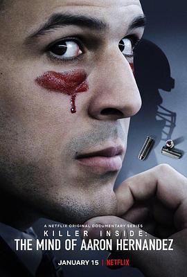 杀手内在:阿隆·埃尔南德斯的内心的海报