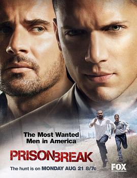 越狱 第二季的海报