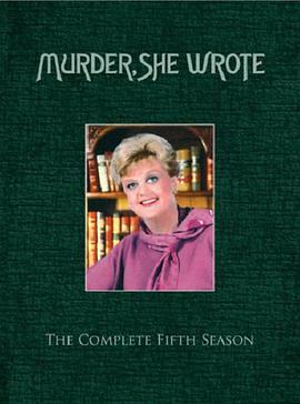 女作家与谋杀案 第五季的海报