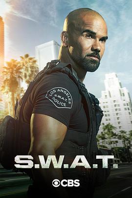 反恐特警组 第四季的海报