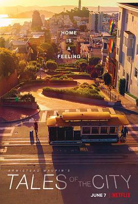 都市故事的海报