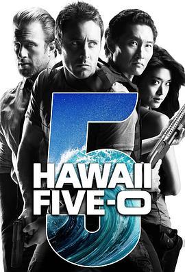 夏威夷特勤组 第四季的海报